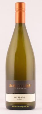 Riesling feinherb 2018 – Literflasche, Schmitges