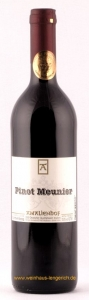 Pinot Meunier trocken 2009, Amalienhof