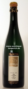 Chardonnay Sekt brut 2008, Weingut Reinhold Franzen, Mosel