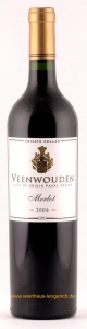 Merlot 2006, Wine of Origin Paarl Region, Veenwouden Private Cellar